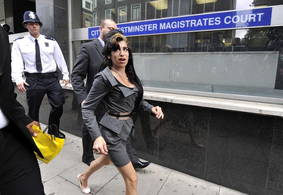 Amy Winehouse arrives at court - London | Autor: Matt Crossick/Press Association/PIXSELL