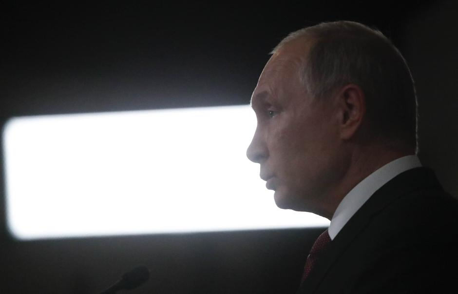 Russia's President Putin addresses the media in Sochi | Autor: MAXIM SHEMETOV