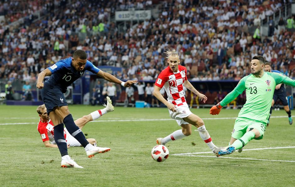 World Cup - Final - France v Croatia | Autor: DARREN STAPLES