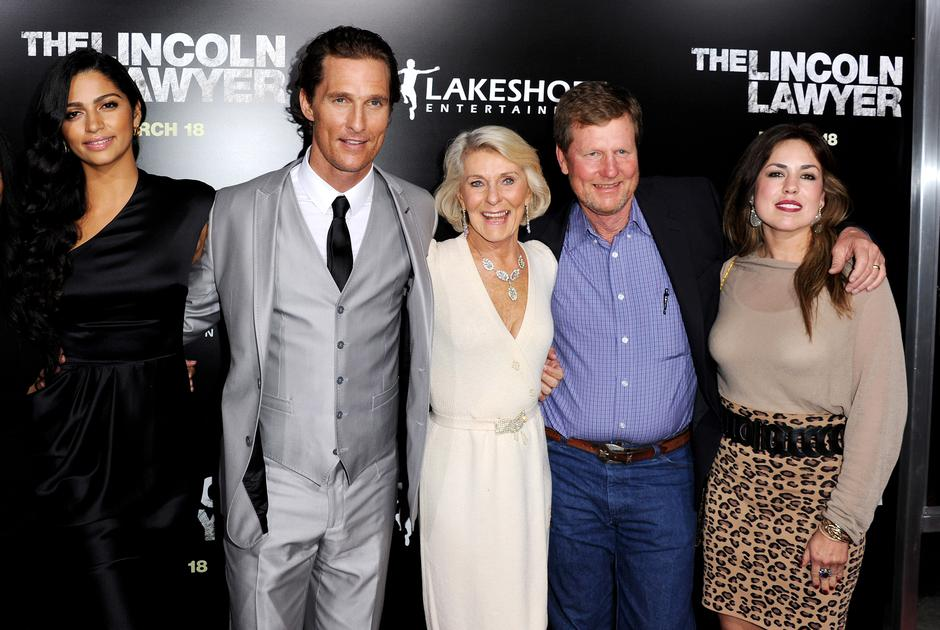 'The Lincoln Lawyer' Premiere - California | Autor: Vince Flores/Press Association/PIXSELL