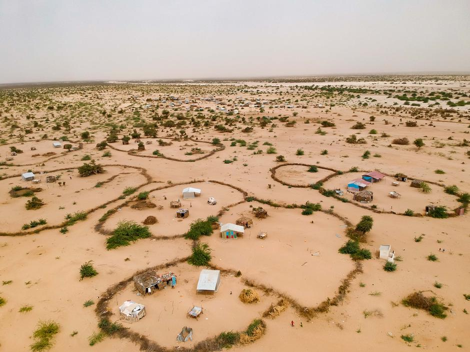 The Abdigeedi village, 100 miles northwest of Hargeisa in Somaliland and near the border with Djibouti | Autor: Reuters