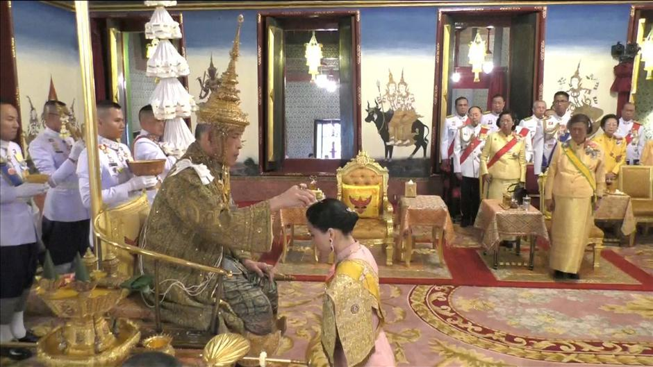 Coronation of Thai King Maha Vajiralongkorn in Bangkok | Autor: REUTERS TV/REUTERS/PIXSELL/REUTERS/PIXSELL