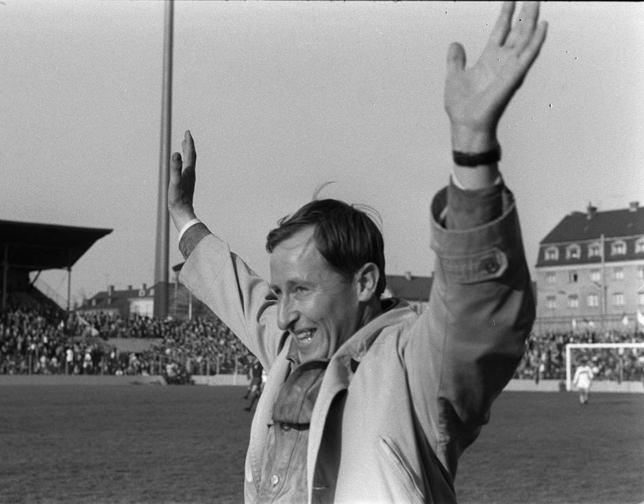 Rudi GUTENDORF coach legend died at the age of 93 years. | Autor: Sven Simon/DPA/PIXSELL