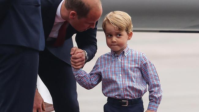 William Kate Poland