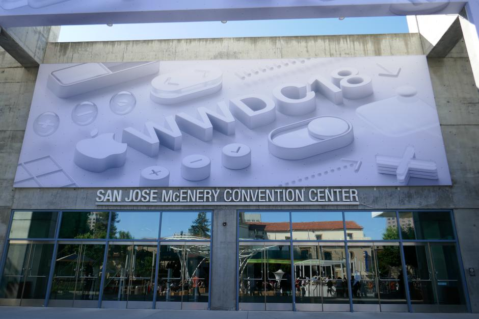 Apple Worldwide Developers Conference (WWDC) 2018 | Autor: Christoph Dernbach/DPA/PIXSELL