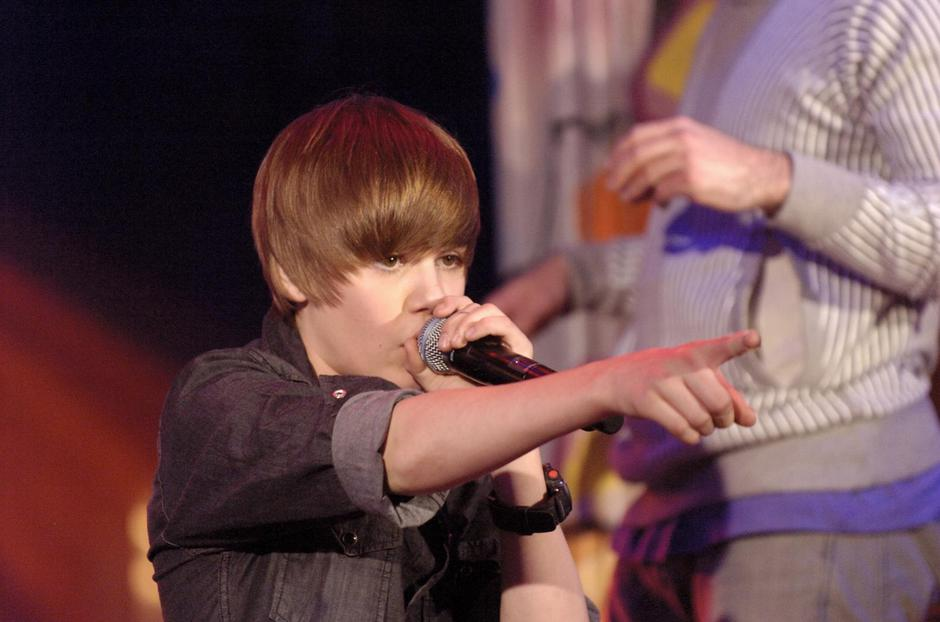 Justin Bieber Live at Much Music in Toronto | Autor: Paul Lapid/Press Association/PIXSELL