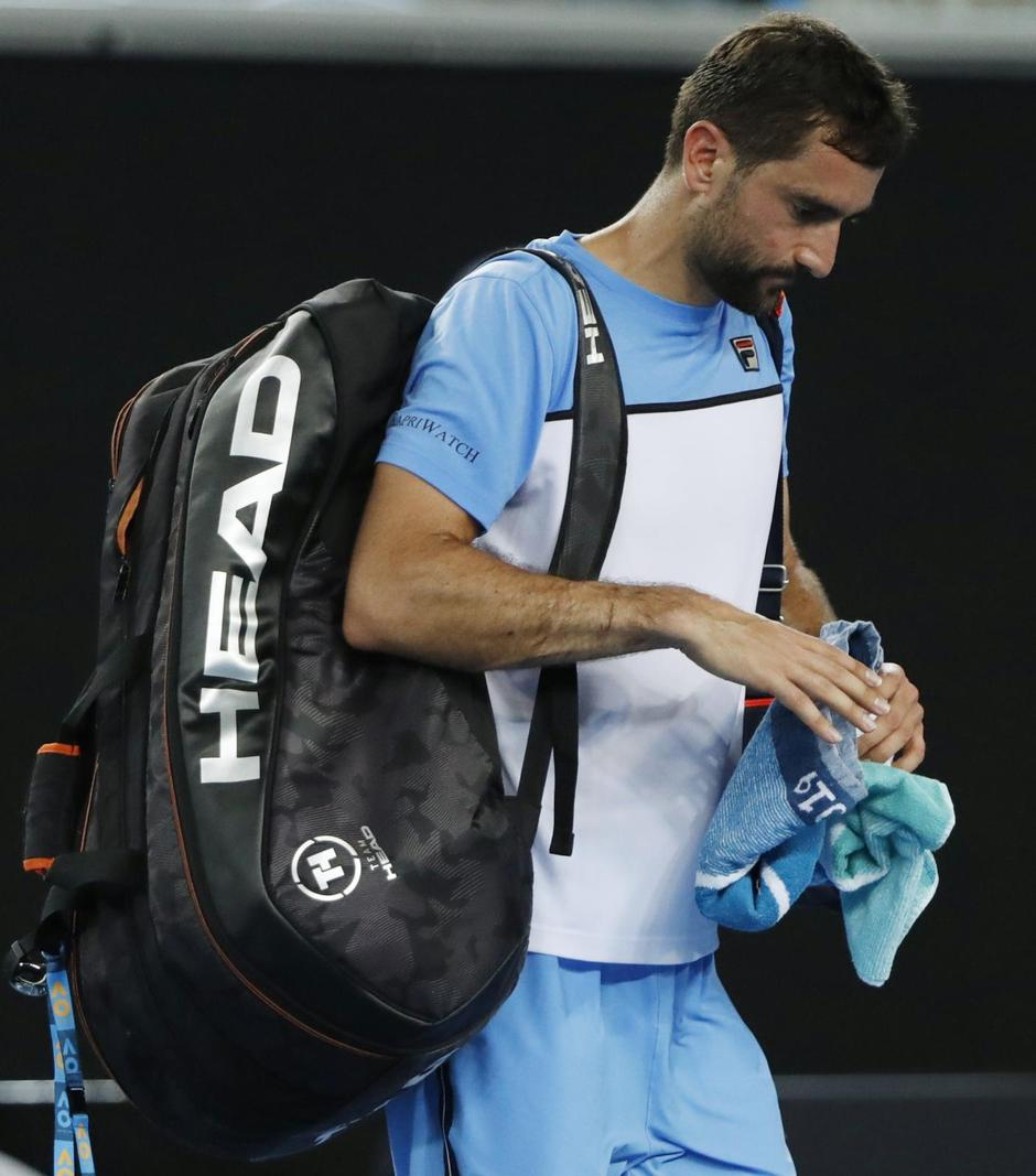 Tennis - Australian Open - Fourth Round | Autor: ALY SONG/REUTERS/PIXSELL/REUTERS/PIXSELL