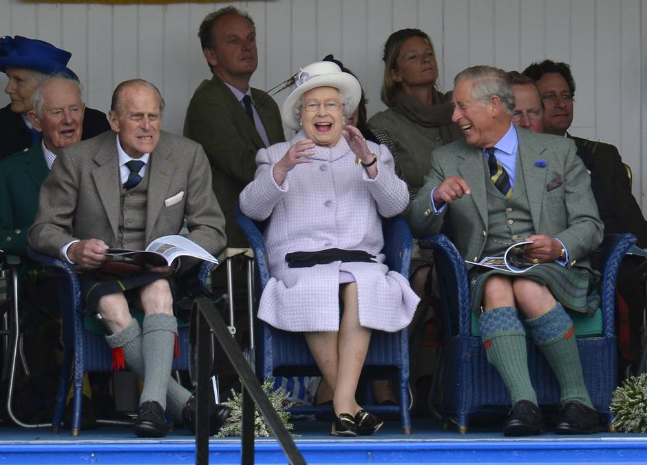 From the Files: Queen Elizabeth's 90th Birthday | Autor: RUSSELL CHEYNE