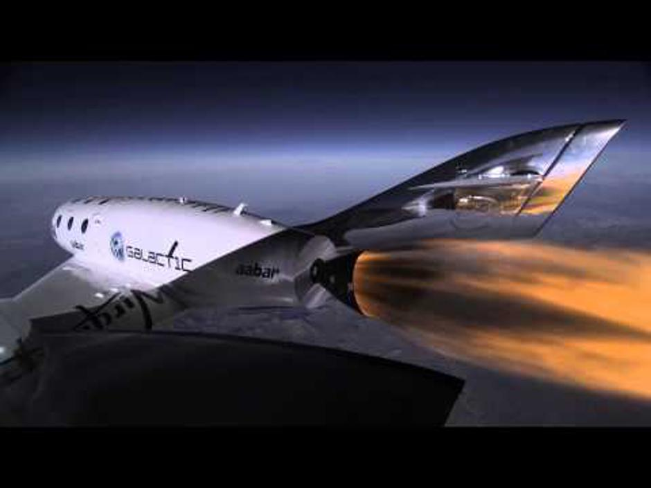 Virgin Galactic/YouTube | Autor: Virgin Galactic/YouTube