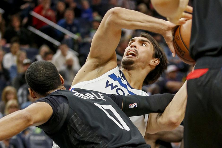 NBA: Los Angeles Clippers at Minnesota Timberwolves | Autor: Bruce Kluckhohn/REUTERS/PIXSELL/REUTERS/PIXSELL