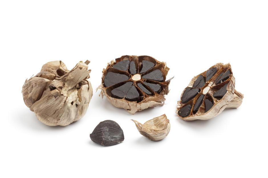 Black garlic | Autor: