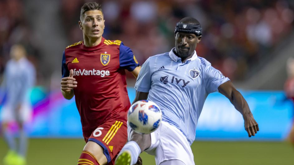 MLS: Western Conference Semifinal-Sporting Kansas City at Real Salt Lake