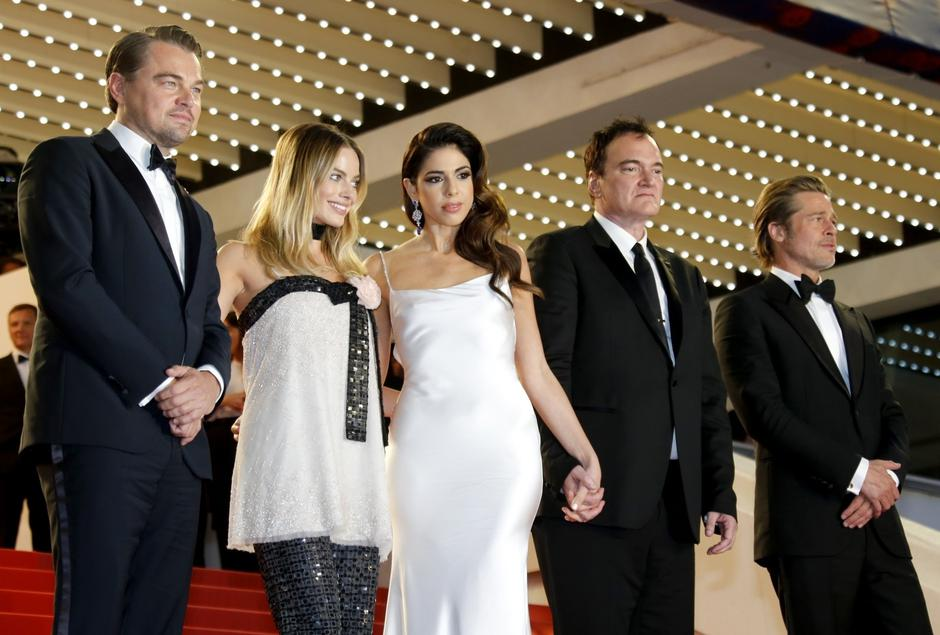 "72nd Cannes Film Festival - After the screening of the film ""Once Upon a Time in Hollywood"" in competition - Red Carpet 