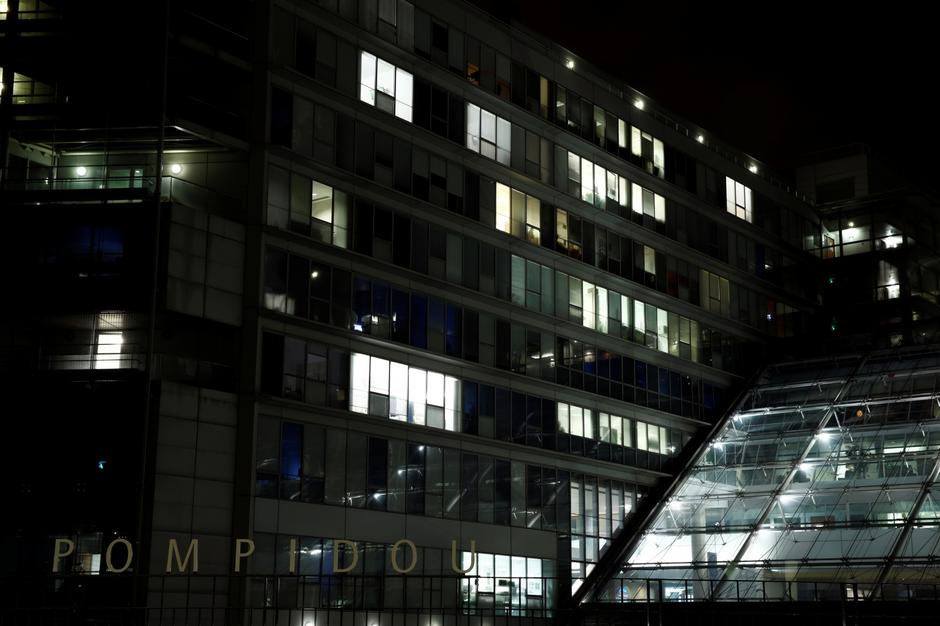 A general view shows the hospital Georges Pompidou in Paris | Autor: BENOIT TESSIER/REUTERS/PIXSELL/REUTERS/PIXSELL