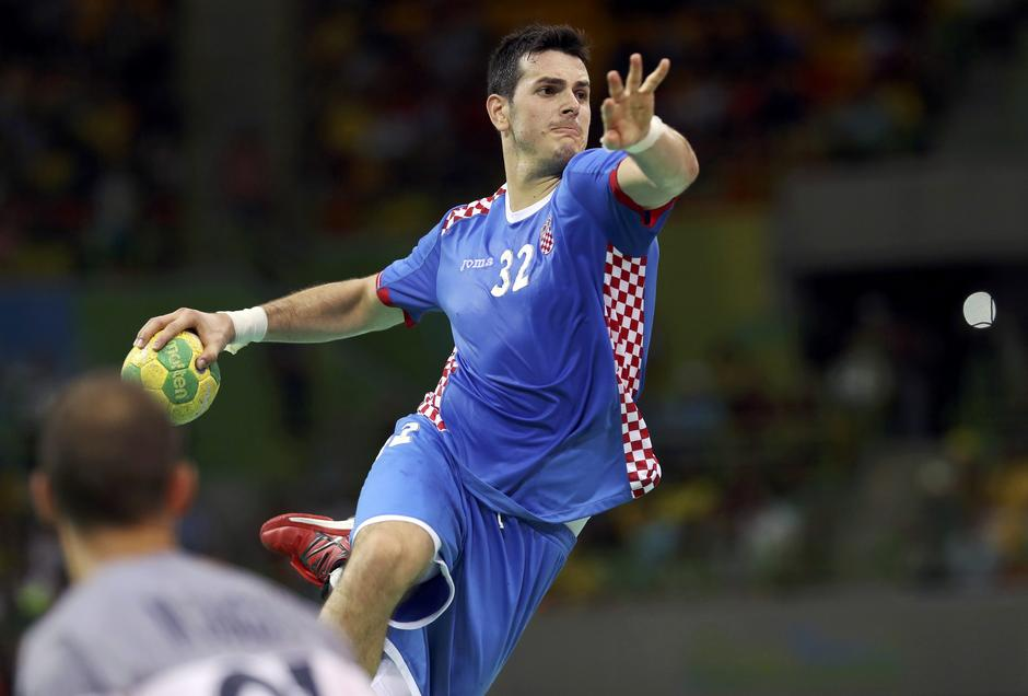 Handball - Men's Preliminary Group A Croatia v France | Autor: DAMIR SAGOLJ