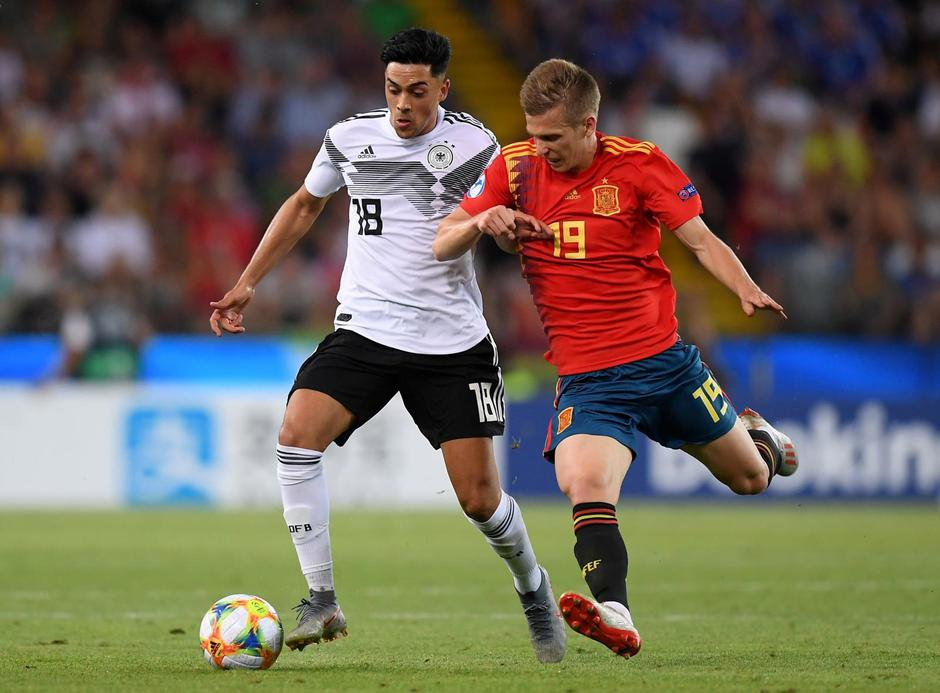 2019 UEFA European Under-21 Championship - Final - Spain v Germany | Autor: ALBERTO LINGRIA/REUTERS/PIXSELL/REUTERS/PIXSELL