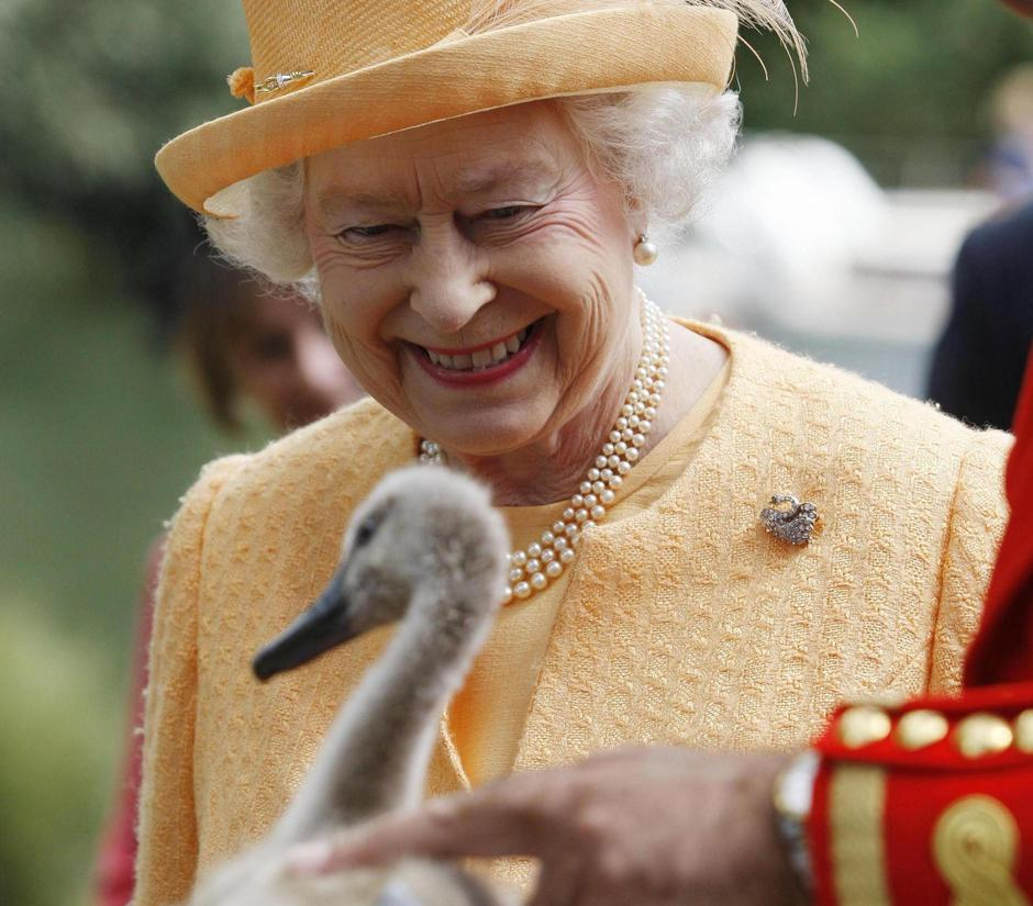 Queen attends annual Swan Upping | Autor: SANG TAN/Press Association/PIXSELL