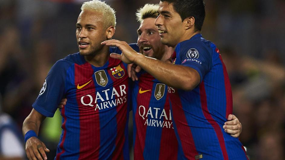 Champions League 2016/2017 - FC Barcelona vs Celtic FC