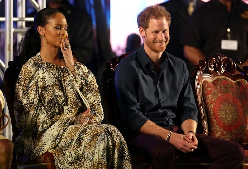 Prince Harry visit to the Caribbean- Day 11 | Autor: Chris Radburn/Press Association/PIXSELL