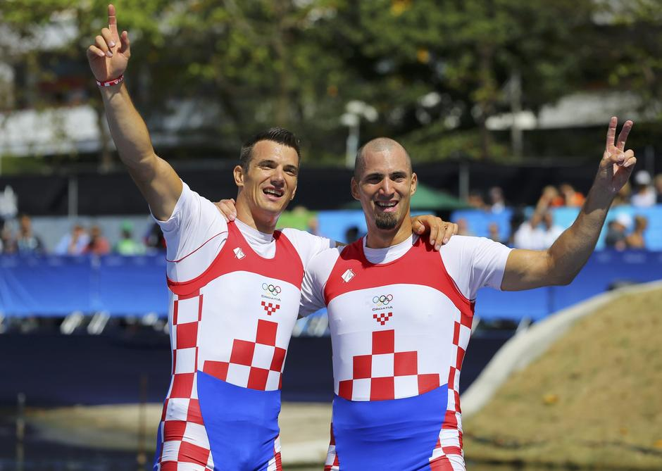 Rowing - Men's Double Sculls Final A | Autor: MURAD SEZER