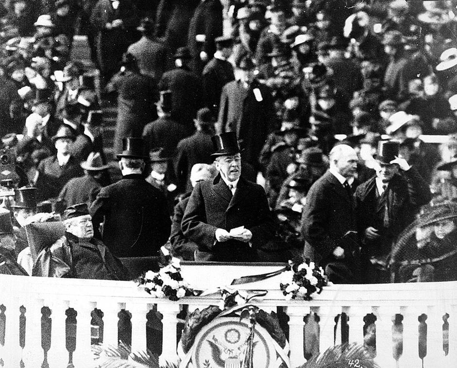 Inauguration of President Woodrow Wilson First Term of Office | Autor: Profimedia