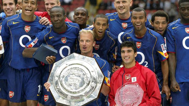 FILE PHOTO: Arsenal v Manchester United FA Community Shield