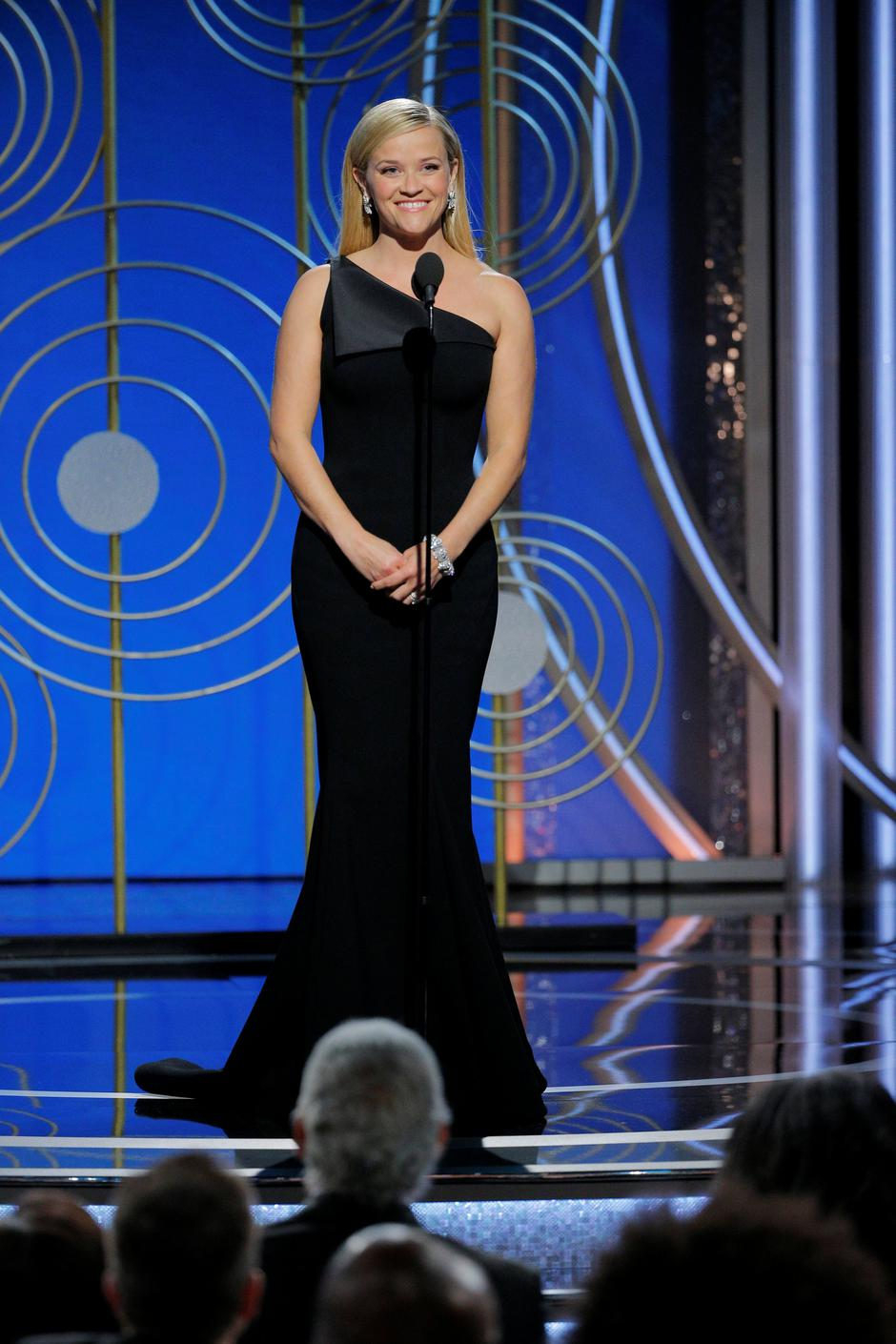 Presenter Reese Witherspoon at the 75th Golden Globe Awards in Beverly Hills, California | Autor: HANDOUT