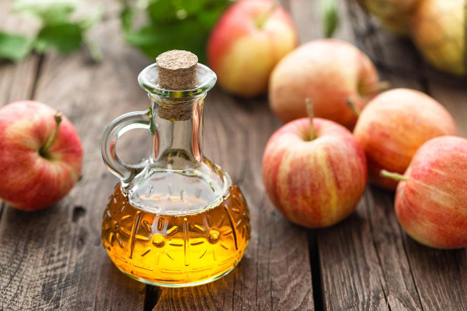 apple vinegar | Autor:
