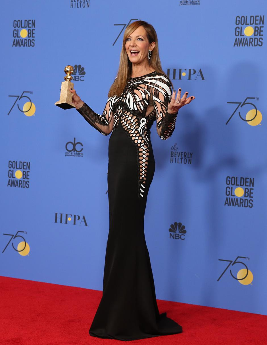 75th Golden Globe Awards – Photo Room – Beverly Hills | Autor: LUCY NICHOLSON