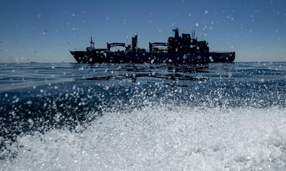 "dpa-exclusive: Nato manoeuvre ""Baltops"" on the Baltic Sea 