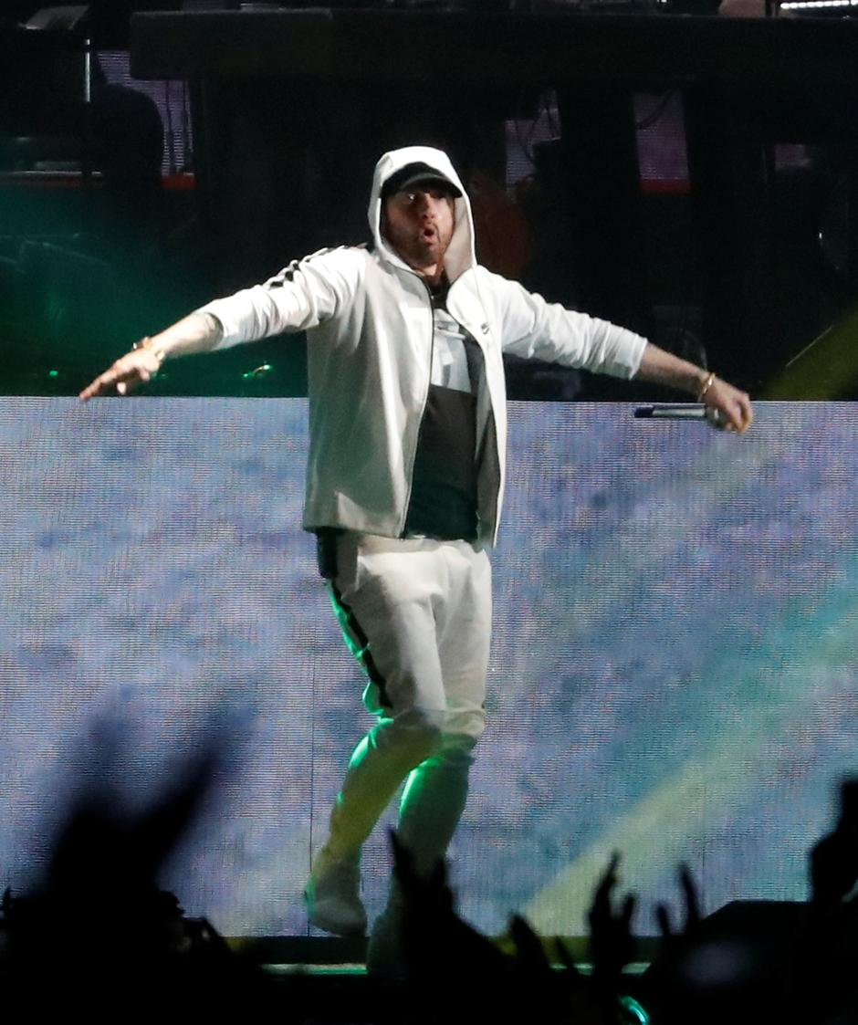 Eminem performs at the Coachella Valley Music and Arts Festival in Indio | Autor: MARIO ANZUONI/REUTERS/PIXSELL/REUTERS/PIXSELL