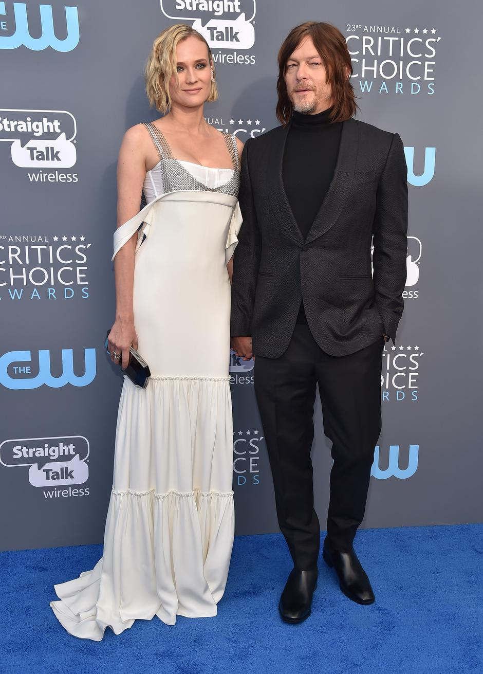 23rd Annual Critics' Choice Awards - Arrivals - Los Angeles | Autor: O'Connor/Press Association/PIXSELL