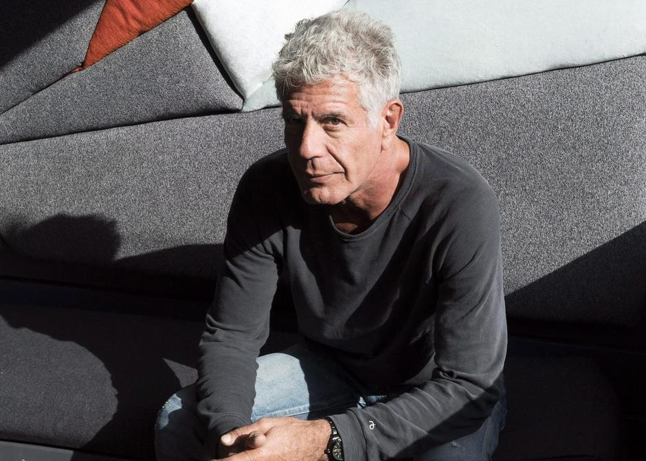 Anthony Bourdain | Autor: Frank Gunn/Press Association/PIXSELL