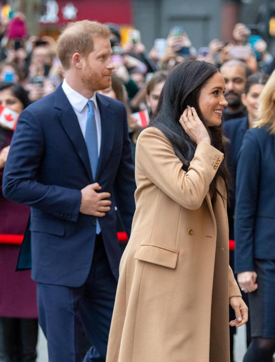 Duke and Duchess of Sussex visit to Canada House | Autor: Anwar Hussein/Press Association/PIXSELL