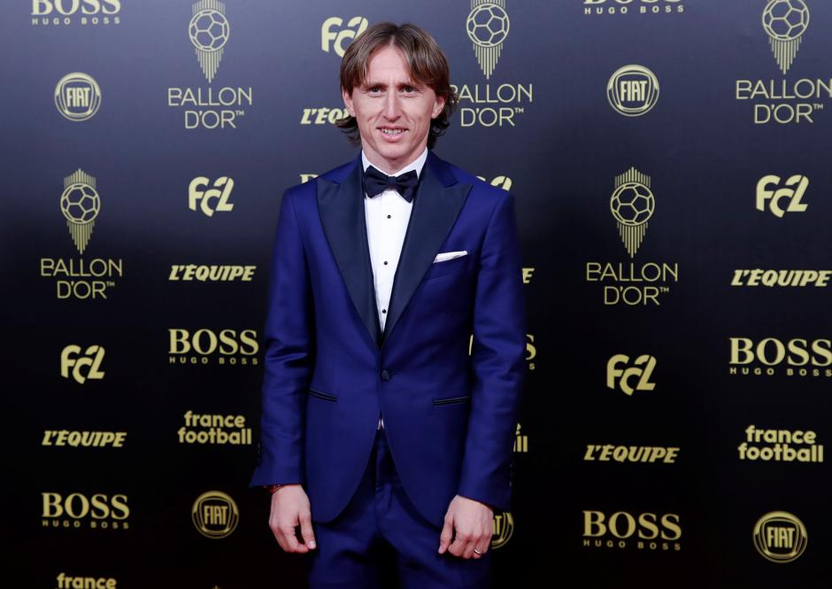The Ballon d'Or awards | Autor: CHRISTIAN HARTMANN