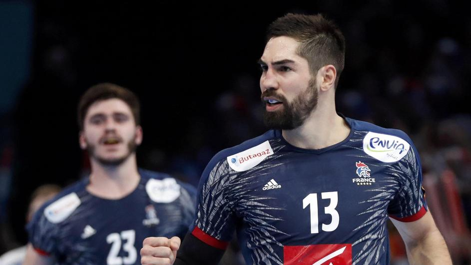 Men's Handball - France v Norway - 2017 Men's World Championship Final