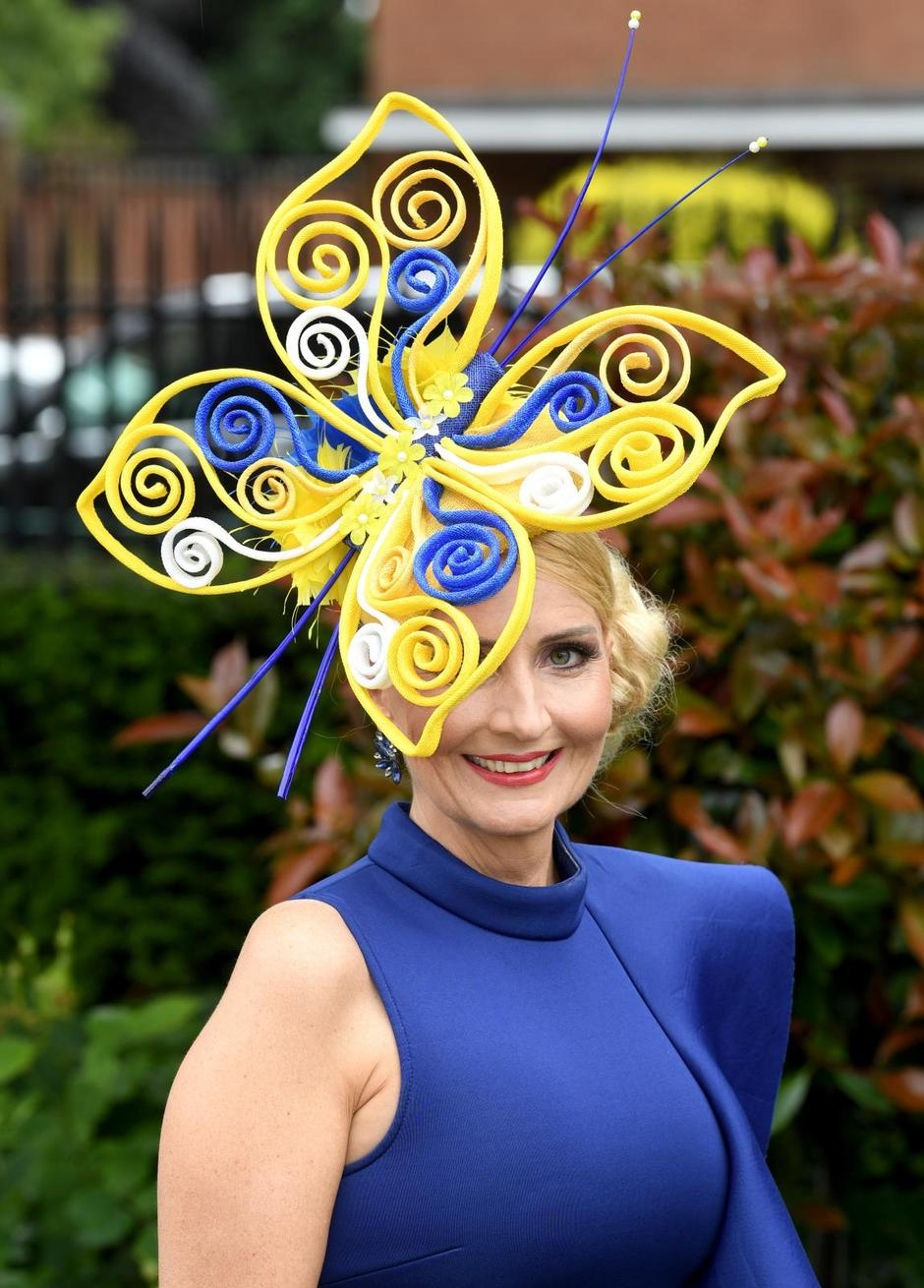 Royal Ascot - Day Two - Ascot Racecourse | Autor: Doug Peters/Press Association/PIXSELL