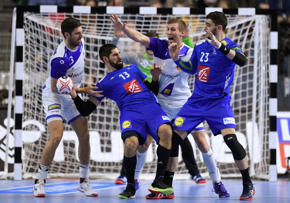 IHF Handball World Championship - Germany & Denmark 2019 - Main Round - Group 1 - Iceland v France | Autor: ANNEGRET HILSE