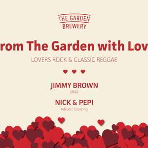 From The Garden with love: Jimmy Brown (UB40)