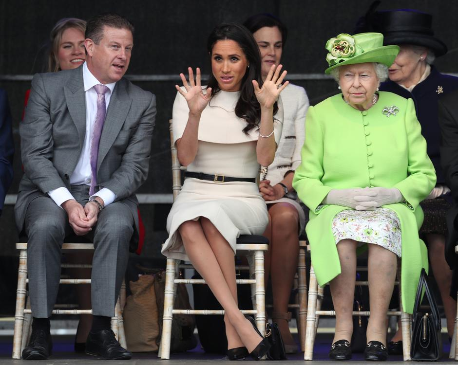 Royal visit to Cheshire | Autor: Danny Lawson/Press Association/PIXSELL