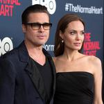 FILE PHOTO: Brad Pitt and Angelina Jolie attend the premiere of The Normal Heart in New York