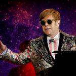 "FILE PHOTO: Singer Elton John performs before announcing his final ""Farewell Yellow Brick Road"" tour in Manhattan"