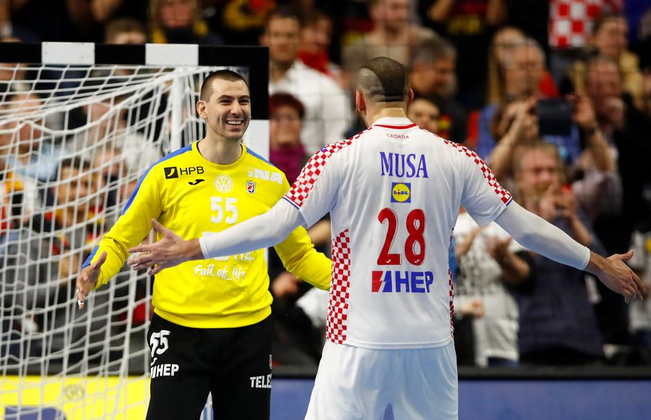IHF Handball World Championship - Germany & Denmark 2019 - Main Round Group 1 - France v Croatia | Autor: WOLFGANG RATTAY