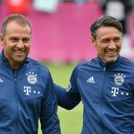 FC Bayern Munich separates by mutual agreement from Niko KOVAC - now takes over Hans Dieter (Hansi) FLICK ?.