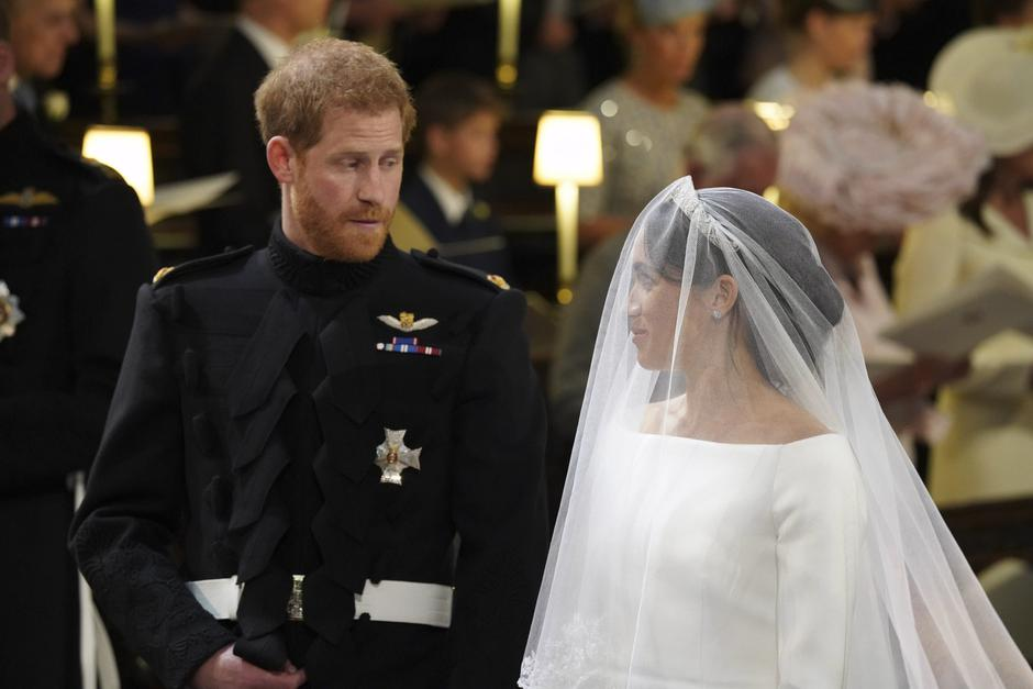 Royal Wedding 2018: Prince Harry Ties The Knot With Meghan Markle at St George's Chapel | Autor: Profimedia