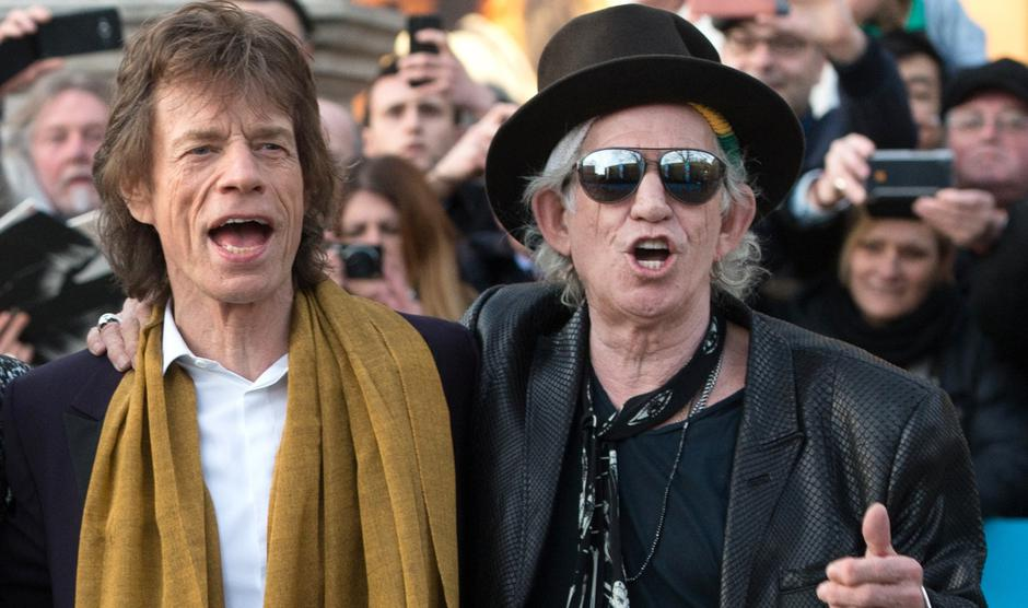 The Rolling Stones: Exhibitionism Private View in London - Arrivals | Autor: ZH1/WENN/PIXSELL/WENN/PIXSELL.