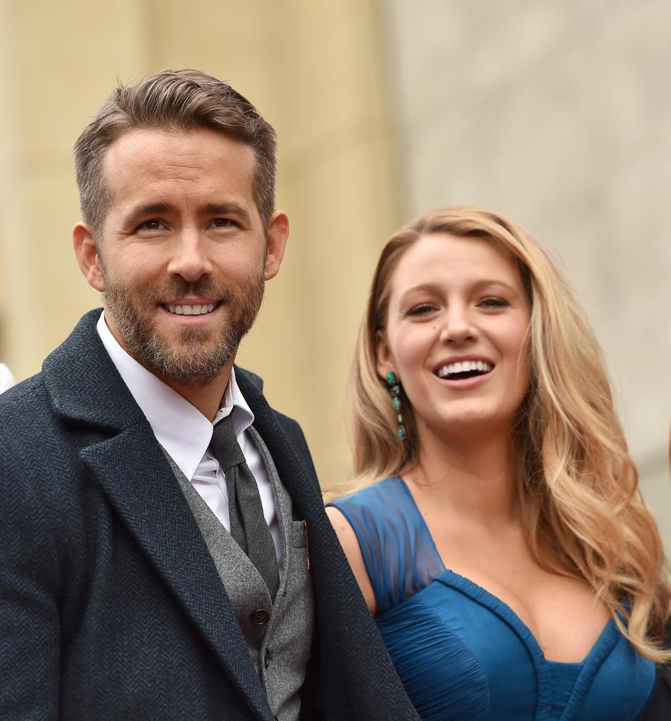 Ryan Reynolds Honored with a Star on the Hollywood Walk of Fa | Autor: Hahn Lionel/Press Association/PIXSELL