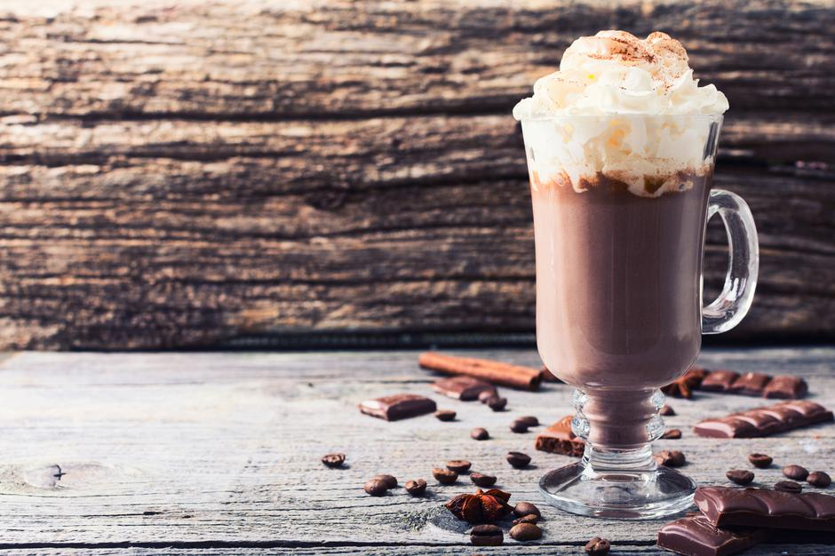Hot chocolate drink | Autor: Dreamstime