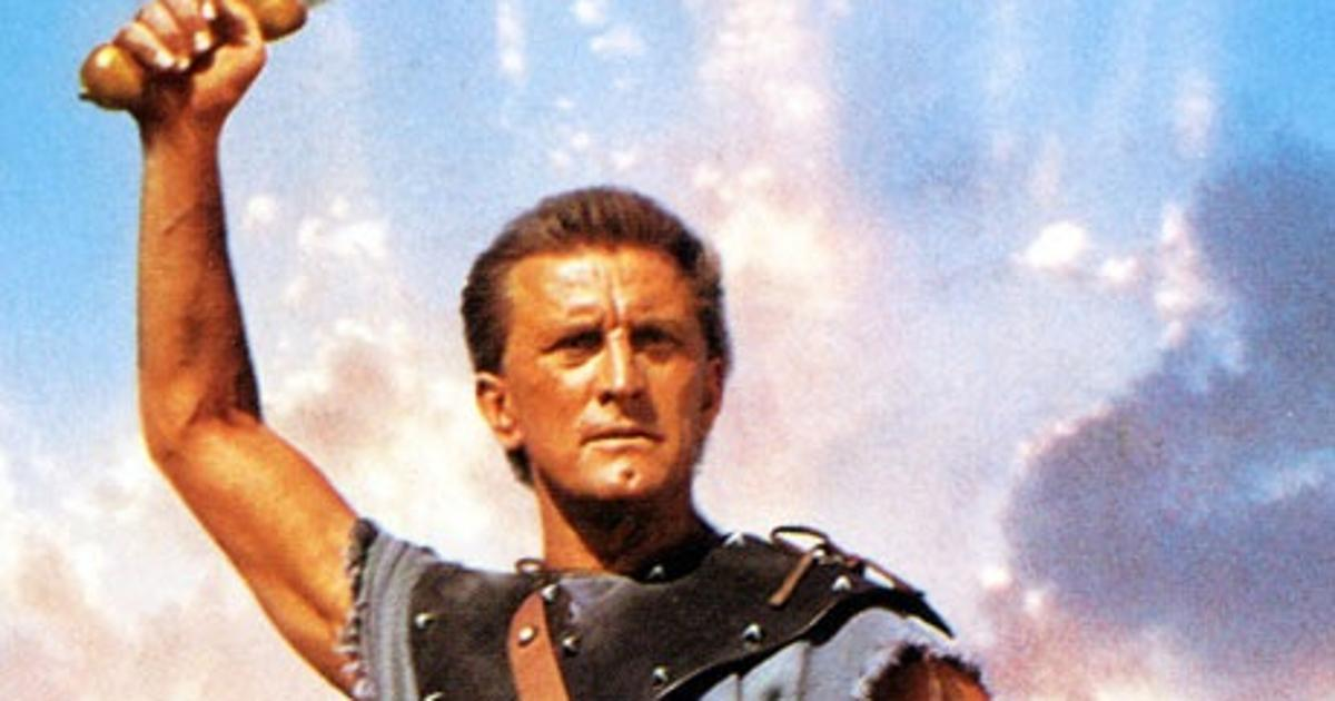 Official website of Kirk Douglas American film icon