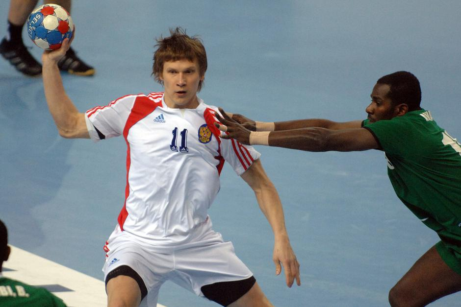 Men's World Handball Championship 2009 - Group PC II - Croatia -  Saudi Arabia - Russia | Autor: Marko Prpic/PIXSELL